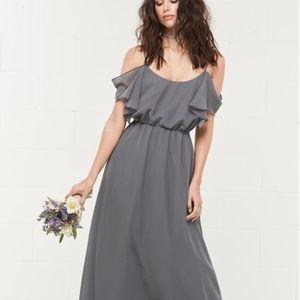 WTOO #402 BRIDESMAID DRESS